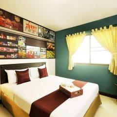 Отель Rikka Inn Бангкок комната для гостей фото 3