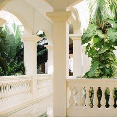 Отель Anantara Hoi An Resort парковка