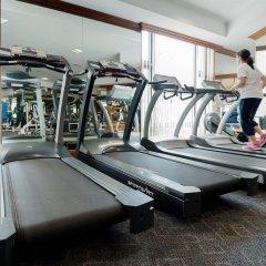 Отель Pullman Khon Kaen Raja Orchid Таиланд, Кхонкэн - отзывы, цены и фото номеров - забронировать отель Pullman Khon Kaen Raja Orchid онлайн фитнесс-зал фото 2