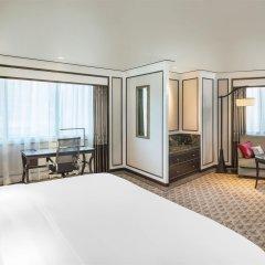Отель Le Royal Meridien, Plaza Athenee Bangkok комната для гостей фото 5