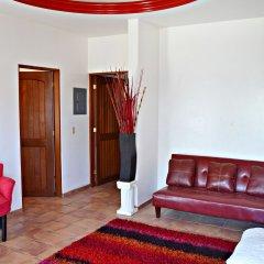 Отель Casa Diva Bed & Breakfast Мексика, Сан-Хосе-дель-Кабо - отзывы, цены и фото номеров - забронировать отель Casa Diva Bed & Breakfast онлайн комната для гостей фото 4