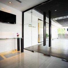 Отель Baan K Residence Managed By Bliston Бангкок парковка