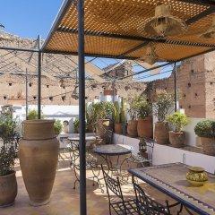 Отель Riad Maison-Arabo-Andalouse Марокко, Марракеш - отзывы, цены и фото номеров - забронировать отель Riad Maison-Arabo-Andalouse онлайн фото 18