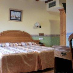 Отель Las Ruedas Испания, Барсена-де-Сисеро - отзывы, цены и фото номеров - забронировать отель Las Ruedas онлайн сейф в номере