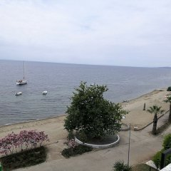 Отель Erdek Konuk Otel пляж