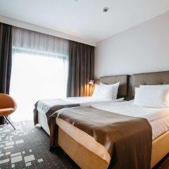 Отель Q Hotel Plus Wroclaw Польша, Вроцлав - 1 отзыв об отеле, цены и фото номеров - забронировать отель Q Hotel Plus Wroclaw онлайн комната для гостей фото 2