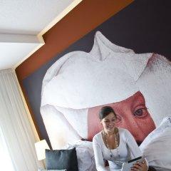 Отель TRYP by Wyndham Antwerp фитнесс-зал