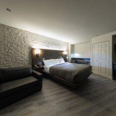 Отель Hôtel & Suites Normandin Lévis Канада, Сен-Николя - отзывы, цены и фото номеров - забронировать отель Hôtel & Suites Normandin Lévis онлайн комната для гостей фото 3