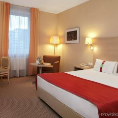 Гостиница Холидей Инн Москва Лесная комната для гостей фото 7