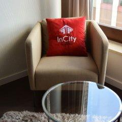 Отель InCity Residence Польша, Варшава - отзывы, цены и фото номеров - забронировать отель InCity Residence онлайн удобства в номере фото 2