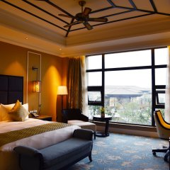 Wuxi Tai Hu Hotel комната для гостей фото 4
