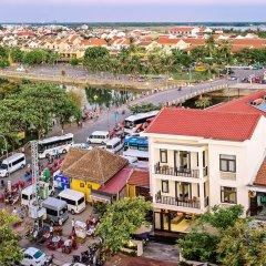 Отель Hoi An Ivy Hotel Вьетнам, Хойан - отзывы, цены и фото номеров - забронировать отель Hoi An Ivy Hotel онлайн пляж