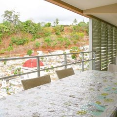 Отель Appartement Hani-Tea Фааа фото 11