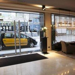 Отель Abba Balmoral фитнесс-зал
