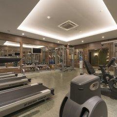 Oz Hotels SUI Турция, Аланья - 1 отзыв об отеле, цены и фото номеров - забронировать отель Oz Hotels SUI - All Inclusive онлайн фитнесс-зал фото 4