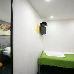 Гостиница PEOPLE Business Novinsky комната для гостей фото 7