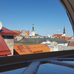 Отель Aarde Apartments Эстония, Таллин - отзывы, цены и фото номеров - забронировать отель Aarde Apartments онлайн балкон