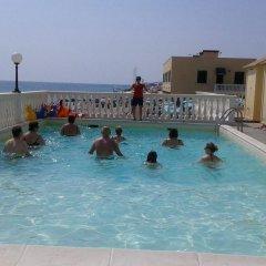 Hotel Il Brigantino Порто Реканати бассейн фото 3