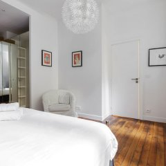Апартаменты Sentier - Montorgueil Area Apartment комната для гостей фото 5