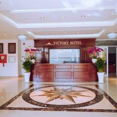 Victory Hotel интерьер отеля