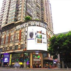 Отель Lavande Hotel (Guangzhou Shangxiajiu Pedestrian Street) Китай, Гуанчжоу - отзывы, цены и фото номеров - забронировать отель Lavande Hotel (Guangzhou Shangxiajiu Pedestrian Street) онлайн фото 7