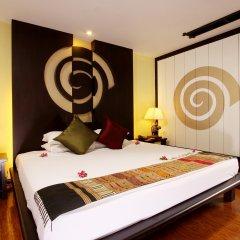 Отель Andaman Cannacia Resort & Spa 4* Вилла разные типы кроватей