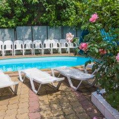 Гостиница Антади в Сочи 1 отзыв об отеле, цены и фото номеров - забронировать гостиницу Антади онлайн бассейн фото 2