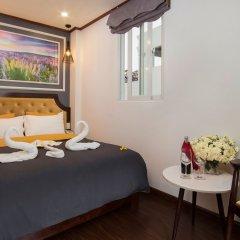 Отель Mayflower Hotel Hanoi Вьетнам, Ханой - отзывы, цены и фото номеров - забронировать отель Mayflower Hotel Hanoi онлайн комната для гостей фото 4