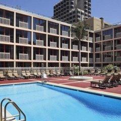 Отель Hilton San Francisco Union Square бассейн