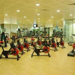 Отель Byotell Istanbul фитнесс-зал фото 4
