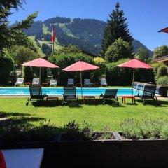Отель Arc En Ciel Швейцария, Гштад - отзывы, цены и фото номеров - забронировать отель Arc En Ciel онлайн бассейн фото 2