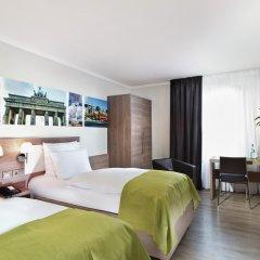 Best Western Hotel Kantstrasse Berlin 4* Стандартный номер с 2 отдельными кроватями