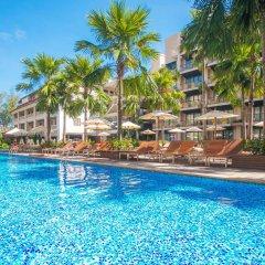 Отель Baan Laimai Beach Resort бассейн фото 2