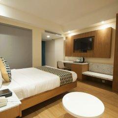 The Orion Plaza Hotel & Banquet сейф в номере