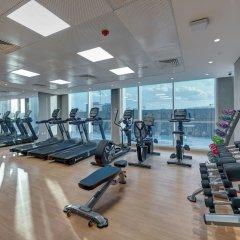 The S Hotel Al Barsha фитнесс-зал фото 2