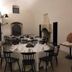 Отель Masseria Amastuola Wine Resort Криспьяно питание