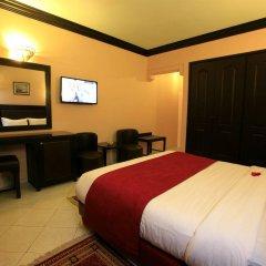 Отель Imperial Holiday Hôtel & spa Марокко, Марракеш - отзывы, цены и фото номеров - забронировать отель Imperial Holiday Hôtel & spa онлайн комната для гостей фото 4