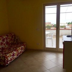 Отель Punto Casa Scalea Италия, Скалея - отзывы, цены и фото номеров - забронировать отель Punto Casa Scalea онлайн комната для гостей фото 4