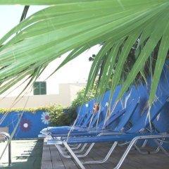 Europa Hotel Rooms & Studios Родос спортивное сооружение