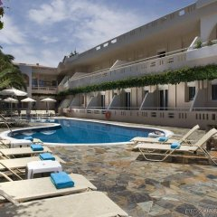 Axos Hotel бассейн фото 2