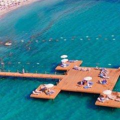 Отель Aquasis Deluxe Resort & Spa - All Inclusive фитнесс-зал фото 2