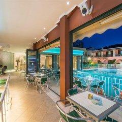 Отель Sofia's Hotel Греция, Каламаки - отзывы, цены и фото номеров - забронировать отель Sofia's Hotel онлайн бассейн фото 3