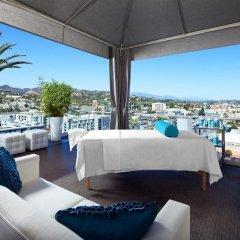 Отель W Hollywood комната для гостей фото 2