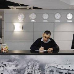 Отель Arenas Atiram Hotel Испания, Барселона - отзывы, цены и фото номеров - забронировать отель Arenas Atiram Hotel онлайн интерьер отеля