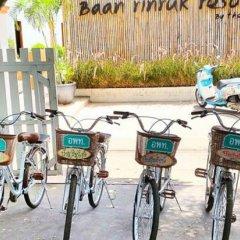 Отель Baan Rin Ruk спортивное сооружение