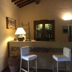Отель La Vittoria 10 – La Soglia della Val d'Orcia Кьянчиано Терме удобства в номере фото 2