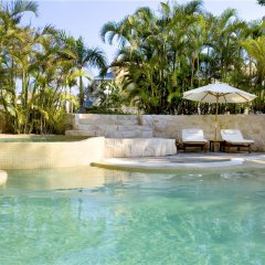 Отель Royal Hideaway Playacar All Inclusive - Adults only бассейн фото 3