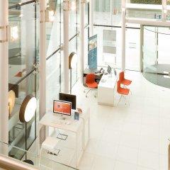 Отель Novotel London Paddington балкон
