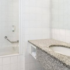 Отель NH Leipzig Messe ванная