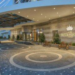 Отель Side Crown Sunshine Сиде интерьер отеля